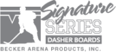 Signature Series Dasher Boards – Becker Arena Products, Inc.